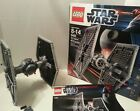 LEGO Star Wars 9492 Tie Fighter Used 97 Complete Instructions Box NO Minifigs
