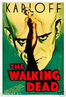 THE WALKING DEAD 1936 Boris Karloff Ricardo Cortez classic thriller