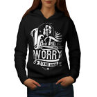 Bob Marley Dont Worry Women Hoodie NEW | Wellcoda