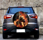 Transformers Full Color Spare Tire Cover Decal, Wheel Cover Vinyl Skin Mh410