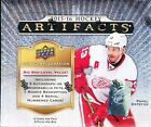 2 BOX LOT 2015-16 UPPER DECK ARTIFACTS SEALED HOBBY HOCKEY BOX