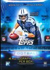 2 BOX LOT 2015 TOPPS FIELD ACCESS HOBBY FOOTBALL SEALED