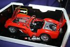 Burago 1 18 Scale Diecast 3007 Ferrari 250 Testa Rossa 1957 Red NEW in BOX