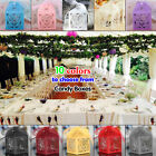 50 100 200 Love Heart Favor Ribbon Gift Boxes Candy Box Wedding Party Decor 041