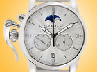 GRAHAM Chronofighter 1695 Lady Moon Ladies Stainless Steel Chronograph Watch
