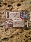 2011 Sage Rookie Record Breakers dual auto CAM NEWRON RANDALL COBB (9 50)
