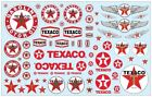 AMT TEXACO TRUCKING DECALS FOR 1/25 SCALE MODELS BY AMT MKA029