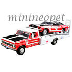 ACME 51149 1968 FORD RAMP TRUCK  1969 TRANS AM MUSTANG 15 1 64 PARNELLI JONES
