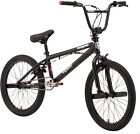 20 in. Mongoose Brawler Pro Style Boys BMX Bike Steel Freestyle Frame Bicycle