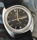 Rare 1970 Omega Seamaster Automatic Chronometer Watch Looks Great Not Running