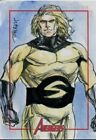 Rittenhouse Archives Marvel Greatest Heroes Sketch Card By JC Fabul