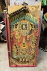 BALLY PLAYBOY PINBALL MACHINE PLAYFIELD WITH WIRING AND SOME PARTS