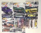 Hot Wheels Japan Historics 2 Diecast Real Riders Cars Set plus 3 extras new