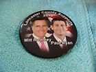 VH LANCASTER COUNTY 2012 SUPPORTS ROMNEY RYAN PIN BADGE 47185