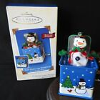 Hallmark Ornament 2003 Pop! Goes The Snowman  First #1 Jack In The Box Series