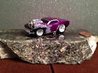 MUSCLE MACHINES 65 FORD MUSTANG DIE CAST CAR 1 64 1965 PURPLE