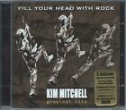 Kim Mitchell - Greatest Hits (Fill Your Head With Rock) CD & DVD NEW/SEALED