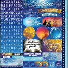 REMINISCE MAGICAL TOO DISNEY PARK VACATION TRAVEL CARDSTOCK SCRAPBOOK STICKERS