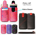 New Premium Leather Pull Tab Pouch Case Cover Sleeve For iPhone 4 4s 5 5s SE 5c