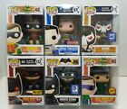 Funko Pop DC Robin Batman Bane Riddler Armored Thomas Chase Exclusive Lot Of 6