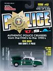 Racing Champions Police USA 1949 Buick Dade County FL Issue #67 NEW 1998