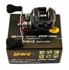 Lews BB1 Pro Series PRS1SHZ 711 Right Hand Baitcast Reel