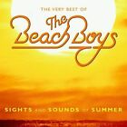 Audio CD Sights and Sounds of Summer CD  DVD Beach Boys Acceptable Cond L