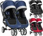 Baby Jogger CITY MINI DOUBLE STROLLER/BUGGY/PUSHCHAIR Baby Travel