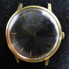 VINTAGE ZENITH GOLD FILLED WIND-UP MEN WATCH
