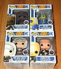 NEW FUNKO POP STAR WARS Lot R2-B1 Figrin Han Chewbacca Gamestop EXCLUSIVE