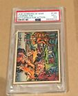 1938 - R69 - HORRORS OF WAR- #148 - PSA 3.5 VG+CLEARING THE BATTLEFIELD Free S H