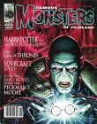Famous Monsters of Filmland magazine Harry Potter HP Lovecraft Game of Thrones