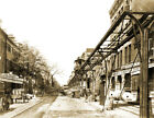 1870s Greenwich Street New York City NY Vintage Photograph 85 x 11 Reprint