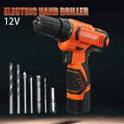 Electric Handhold Drill Hammer 1350r/min Portable Power Tool For Woodworking