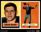 1957 Topps Football Cards 2