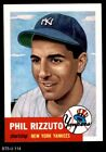 Phil Rizzuto Cards, Rookie Card and Autographed Memorabilia Guide 5