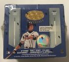 2004 Leaf Certified Materials Factory Sealed Baseball Hobby Box