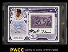 2005 Leaf Century Collection Stamps Monte Irvin AUTO 39 #S-59 (PWCC)