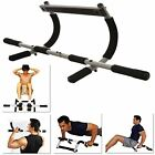 York Fitness Door Chin Pull Up Bar Sit Up Exercise Gym Strength Training Workout