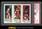 1980 Topps Basketball Larry Bird & Magic Johnson ROOKIE RC PSA 9 MINT (PWCC)