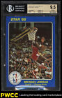 1984 Star Court Kings 5X7 Michael Jordan ROOKIE RC #26 BGS 9.5 GEM MT (PWCC)