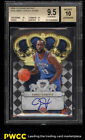 2009 Crown Royale Die-Cut James Harden ROOKIE RC AUTO 599 #104 BGS 9.5 (PWCC)