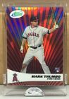 2011 ETOPPS IN HAND MARK TRUMBO BALTIMORE ORIOLES ROOKIE CARD 349 749