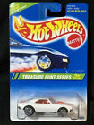 1995 Hot Wheels Treasure Hunt 1967 Camaro White Brand New on Card VERY RARE