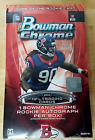 2014 Bowman Chrome Football NFL Factory Sealed Hobby Exclusive Box