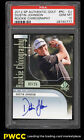 2012 SP Authentic Chirography Golf Dustin Johnson ROOKIE AUTO 25 PSA 10 (PWCC)