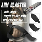 Heavy Duty Arm Blaster Gym Body Building Bicep Builder Curl Bar Weight Lifting