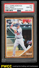 2011 Topps Heritage Minor League Mike Trout ROOKIE RC #44 PSA 10 GEM MINT (PWCC)