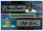 2004 SP Prospects TOM SEAVER MATT DURKIN RC Link to the Past Dual Auto # 50