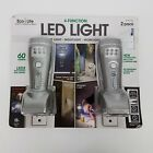 Eco-Lite 4-Function 60 LUMENS LED Lights 2 Pack (New) WORKLIGHT